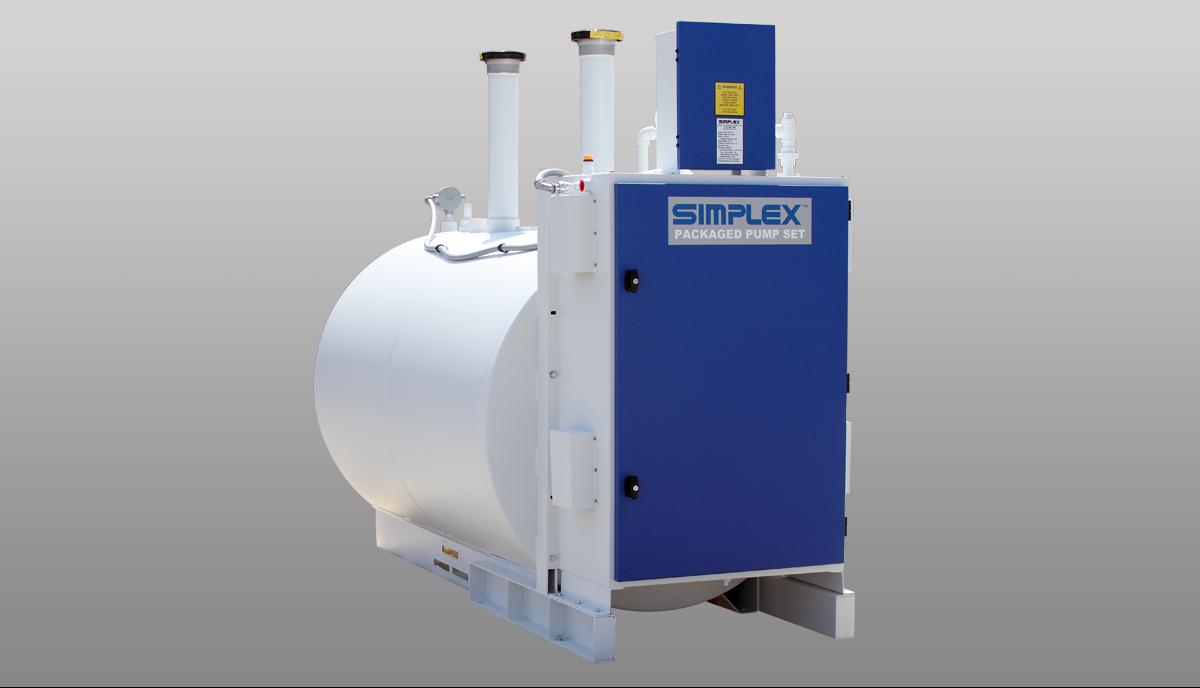Simplex Tank Package
