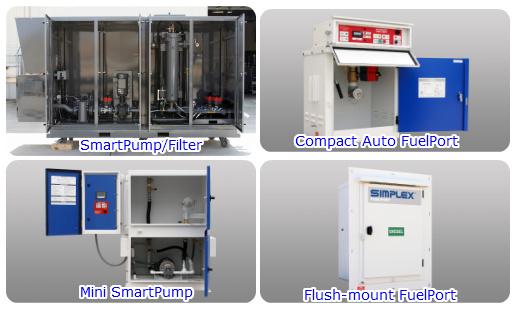 FuelPort Collage
